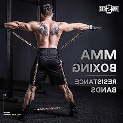 Boxing Resistance Band Training Equipment Set Enhance Explos