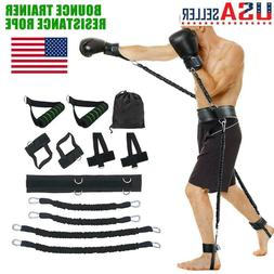 Boxing Sports Fitness Resistance Bands Set Bouncing Strength