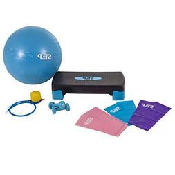 The Step Bundle - Home Gym Workout System for Core, Strength