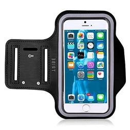 Cell Phone Arm Band Water Resistant With Adjustable Elastic