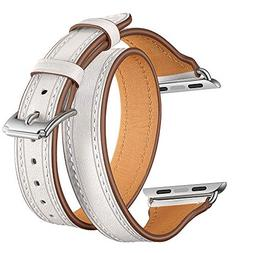 Christmas Hot Sale!!!Kacowpper Double Tour Leather Accessory
