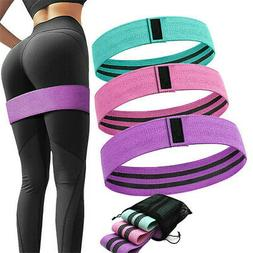Resistance Bands Loop Exercise Bands Booty Workout Hip Wide
