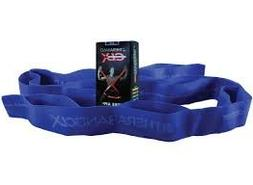 TheraBand CLX Blue Individual Pre-Cut Resistive Exercise Ban