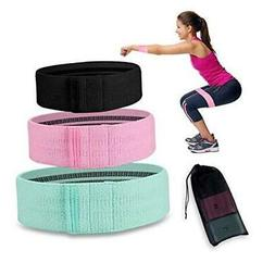 Colfit Resistance Bands for Legs and Butt, Workout Bands Bla