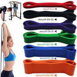 crossfit unisex pull up assist bands