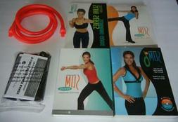 Beachbody Debbie Siebers Slim in 6 program Workout DVDs w/Re
