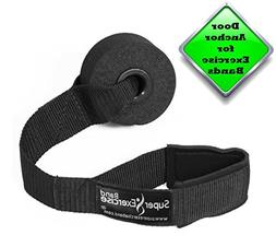 Super Exercise Band Door Anchor Accessory with Heavy Duty Wi
