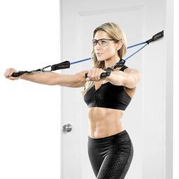 Bionic Body Door Anchor Exercise Strap, Black