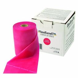 Red Theraband Resistance Band, 50yd