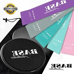 Base Aesthetics 8 Inch Dual Sided Gliding Discs Core Sliders