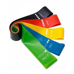 Elastic Bands For Yoga Outdoor Fitness Equipment For Pilates