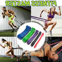Resistance Bands / Heavy Duty Exercise Fitness Loop Set for