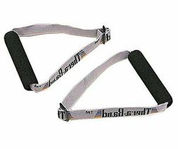 TheraBand Resistance Band Handles, Soft Handles Pair, Access
