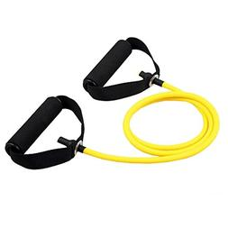 George Jimmy High-Elastic Resistance Exercise Band Fitness E