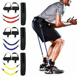 Elastic Resistance Training Bands Trainer Jump Band For Stre