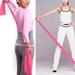 Slendima High Elasticity Rubber Yoga Band Strap for Daily St