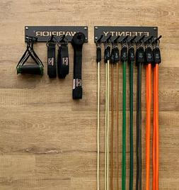 Eternity Warrior Resistance Band Storage Rack - Wall Mount