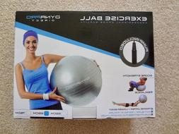 DynaPro Direct Exercise Ball with Pump Fitness Ball Yoga Swi