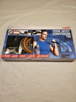 Exercise band bundle SPRI Total Body Resistance Kit Ankle st