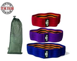 Booty Bands, Resistance Workout Exercise Bands: Hip Resistan