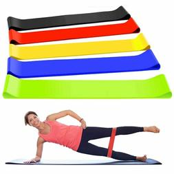 exercise fitness resistance band mini loop bands