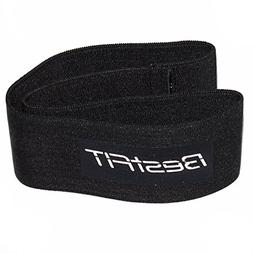 BestFit Exercise Hip Band - Hip bands with Inside Strips - H