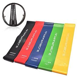 Exercise Resistance Bands, Booty Workout Loop Bands- Set of