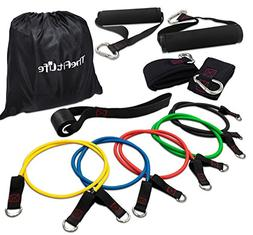 TheFitLife Exercise and Workout Resistance Bands - Training