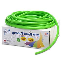 REP Band Exercise Tubing - 25-foot, Resistance Level: 3