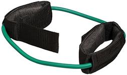 CanDo 10-5763 Exercise Tubing with Cuff Exerciser 35 Inch Gr