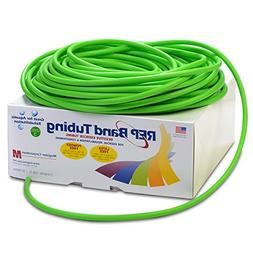 Exercise Tubing Resistance: Level 3/Green by REP Band