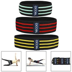 Fabric Loop Resistance Bands Thick Elastic Glute Workout Ban