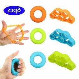 Finger Stretcher Exerciser Grip Hand Strengtheners Extensor