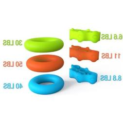 LIVV FITNESS Premium Finger Stretcher and Grip Strength Trai