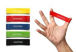 GripGym Finger Stretcher Hand Resistance Bands Hand Extensor