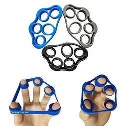 Airisland Finger Stretcher Hand Resistance Bands Hand Extens