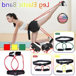 Fitness Booty Bands Glutes Muscle Resistance Workout Band Ad