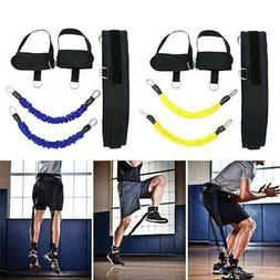 Fitness Bounce Trainer Resistance Band Basketball Tennis Run