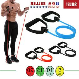 Fitness Exercise Cords Pull Rope Stretch Resistance Bands El