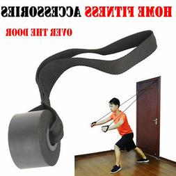 USA Resistance Exercise Heavy Duty Bands Tube Home Gym Fitne