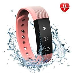 Fitness Tracker Watch with Heart Rate Monitor, FELIS Bluetoo