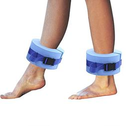 happyday04 Foam Swim Aquatic Cuffs,Aqua Resistance Exercise