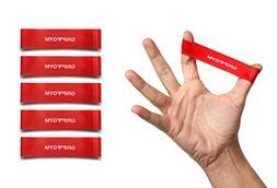 GripGym Forearm Extensor Trainer Resistance Bands Grip Stren