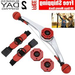 full body portable gym training equipment set