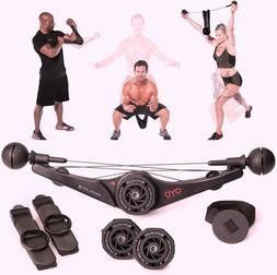 Full Body Portable Gym Training Equipment Set Home Exercise