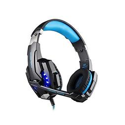 Each G9000 3.5mm Gaming Headphones Headset Headband with Mic