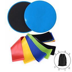 gliding discs core sliders exercise