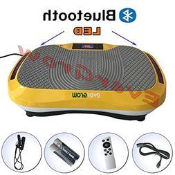EVERGROW Gold 120 Levels Whole Body Vibration Machine Exerci