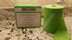 GREEN Resist-a-Band by Foot Physical Therapy Theraband Exerc
