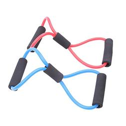 VORCOOL Resistance Bands,Training Resistance Rope Tube Worko